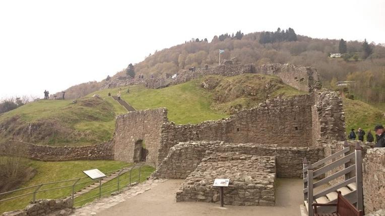 Urquhart Castle 1