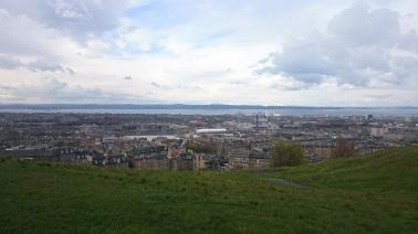 Vista de Calton Hill
